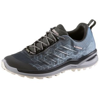 Lowa Lynnox Low GTX® Multifunktionsschuhe Damen blue-rose