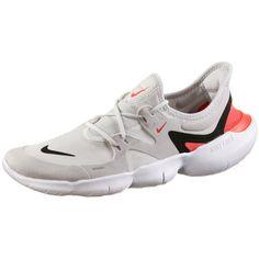 Nike Free Run 5.0 Laufschuhe Herren vast grey-black-white