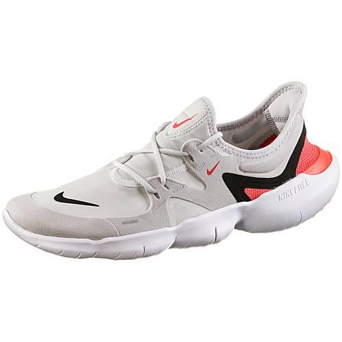 Nike Free Run 5.0 Laufschuhe Herren vast grey-black-white im Online Shop  von SportScheck kaufen