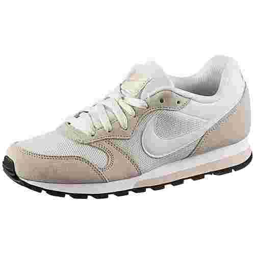 Nike MD Runner2 Sneaker Damen phantom white-light cream