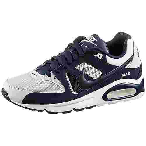 Nike Air Max Command Sneaker Herren pure platinum-armory navy