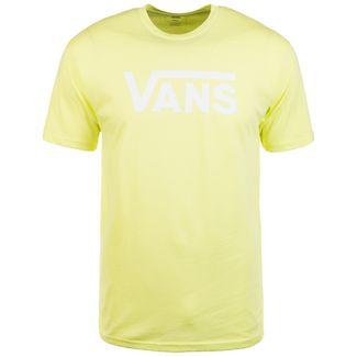 Vans Classic T-Shirt Herren gelb / weiß