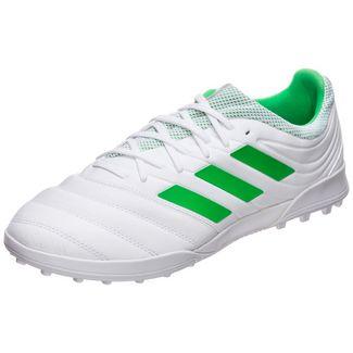 adidas Copa 19.3 Fußballschuhe Herren weiß / hellgrün