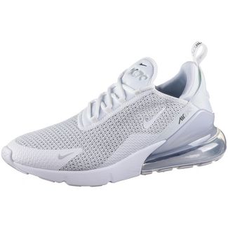 Nike Air Max 270 SE Sneaker Herren white-white-pure platinum-cool grey