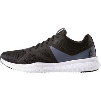 Reebok Flexgon Fit Fitnessschuhe Damen black-white-true grey