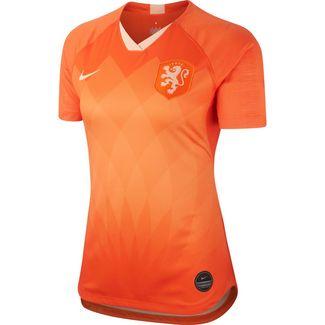 Nike Niederlande 2019 Heim Fußballtrikot Damen safety orange-orange quartz