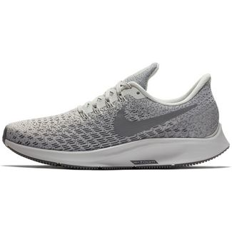 Nike AIR ZOOM PEGASUS 35 Laufschuhe Damen phantom-gunsmoke-summit white