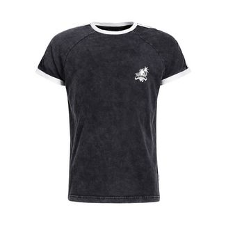 Khujo JUSTUS T-Shirt Herren schwarz