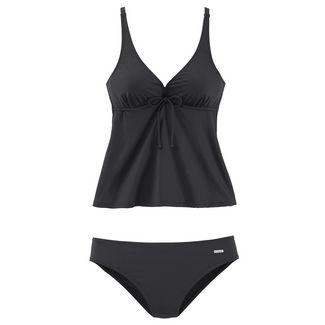 sunseeker Bikini Oberteil Damen schwarz