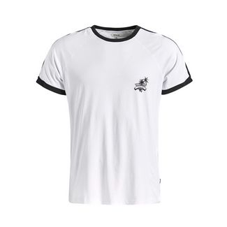Khujo JUSTUS T-Shirt Herren weiß