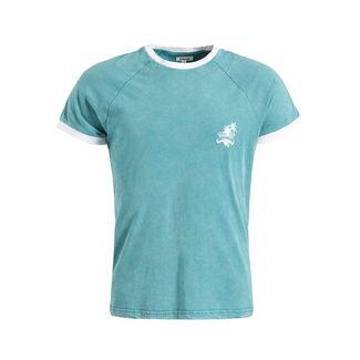 Khujo JUSTUS T-Shirt Herren grün