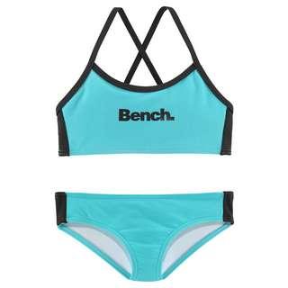Bench Bikini Set Damen türkis-schwarz