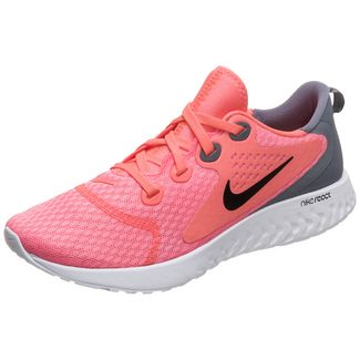 Nike Legend React Laufschuhe Damen rot / schwarz