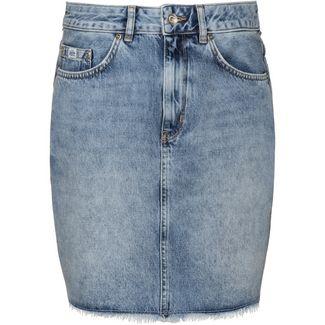 Superdry Jeansrock Damen boutique blue