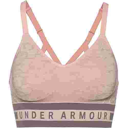 Under Armour Vanish Seamless Sport-BH Damen orange
