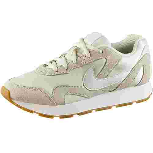 Nike Delfine Sneaker Damen pale ivory white gum light brown im Online Shop von SportScheck kaufen