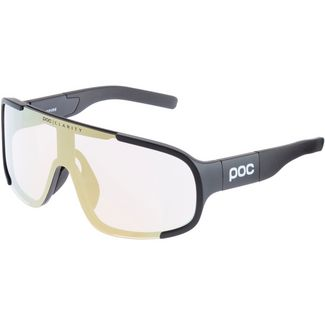 POC Aspire Cat 3 Sportbrille uranium black