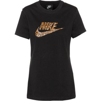 Nike NSW T-Shirt Damen black-black