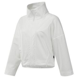 Reebok Trainingsjacke Damen weiß