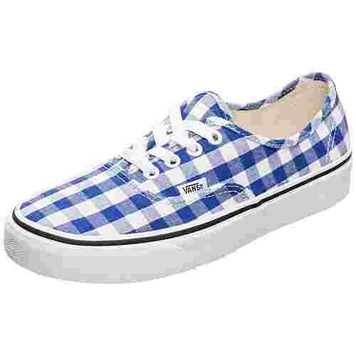 Vans Authentic Sneaker Damen blau