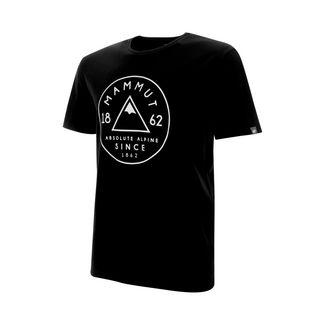 Mammut Absolute Alpine T-Shirt Men T-Shirt Herren black