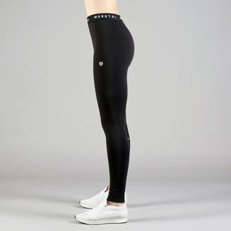 MOROTAI Premium Soft Tights Leggings Damen Schwarz