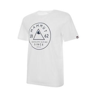Mammut Absolute Alpine T-Shirt Men T-Shirt Herren white