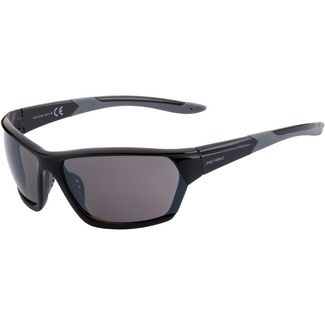 Maui Wowie Full RIM Sportbrille shiny black-dark grey