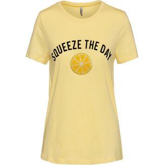 Only onlKita T-Shirt Damen popcorn-squeeze