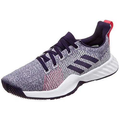 adidas Solar LT Fitnessschuhe Damen blau / weiß im Online Shop von  SportScheck kaufen