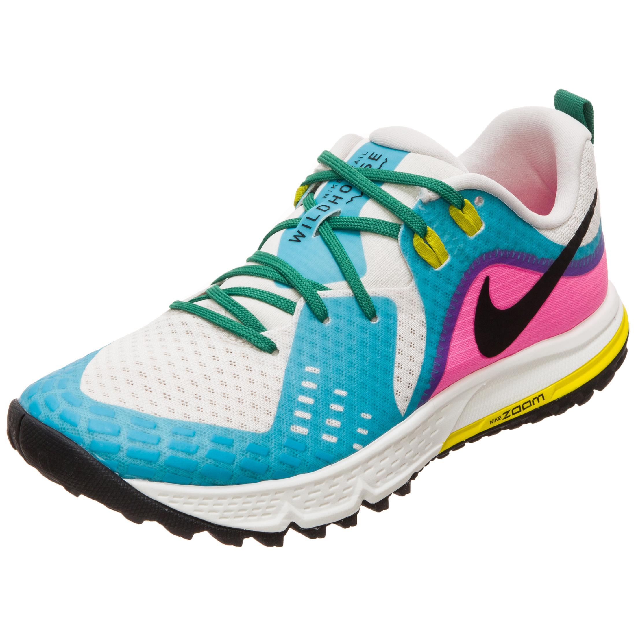 Nike Air Zoom Wildhorse 5 Trail Laufschuhe Damen beige bunt im Online Shop von SportScheck kaufen