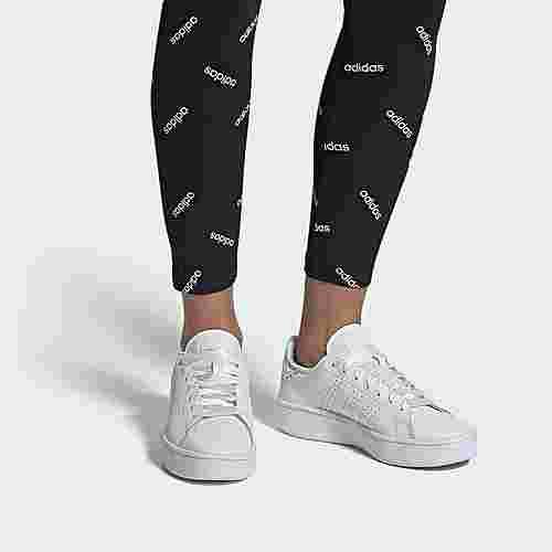 adidas Advantage Bold Schuh Sneaker Damen Cloud White / Cloud White / Cloud  White im Online Shop von SportScheck kaufen