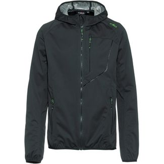 CMP FIX HOOD Softshelljacke Herren JUNGLE