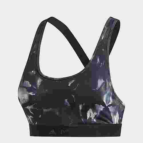 adidas Parley Sport-BH Damen black