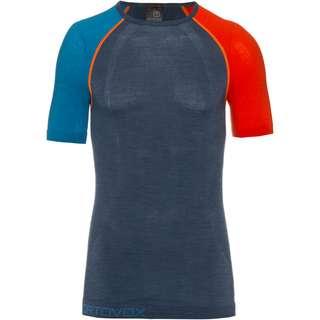 ORTOVOX Merino 120 Competition Funktionsshirt Herren night blue