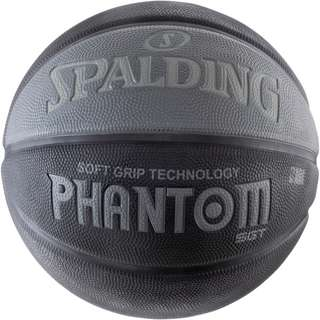 Spalding NBA PHANTOM STREET Basketball schwarz-anthra