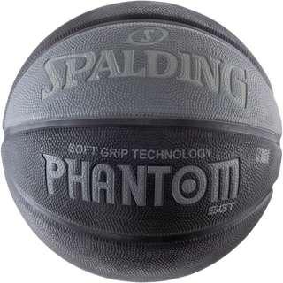 Spalding NBA PHANTOM STREET Basketball schwarz-anthra