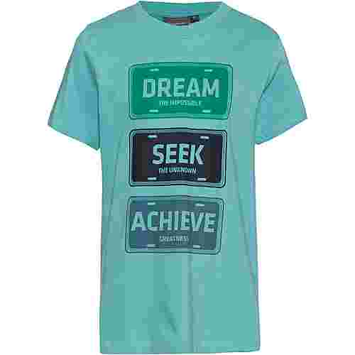 COLOR KIDS THEO T-Shirt Kinder aqua sea
