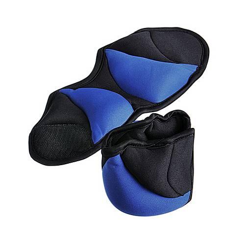 unifit Gewichtsmanschette schwarz/blau