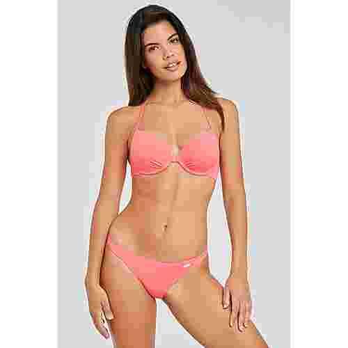 Buffalo Bikini Oberteil Damen rosa