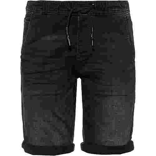 TOM TAILOR Jeansshorts Herren black denim