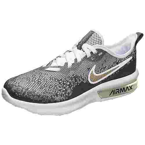 Nike Air Max Sequent 4 Sneaker Kinder weiß / grau