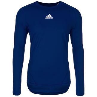 adidas AlphaSkin Sport Funktionsshirt Herren dunkelblau