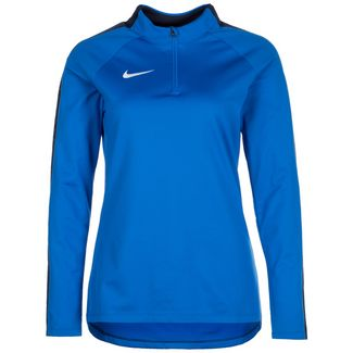 Nike Dry Academy 18 Drill Funktionsshirt Damen blau / dunkelblau