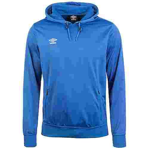 UMBRO Club Essential Hoodie Herren blau