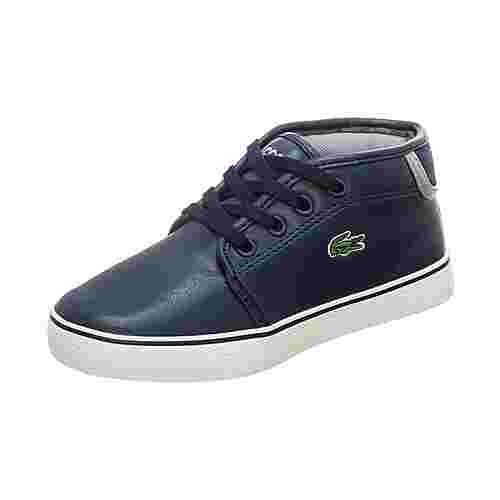 Lacoste Ampthill Sneaker Kinder dunkelblau / grau