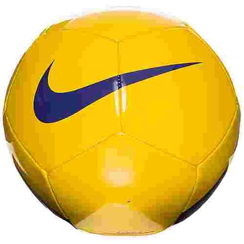 Nike Pitch Team Fußball gelb / lila