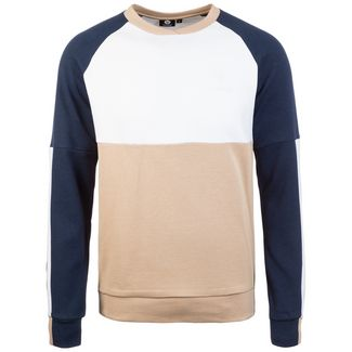 hummel HMLOWEN Sweatshirt Herren weiß / beige