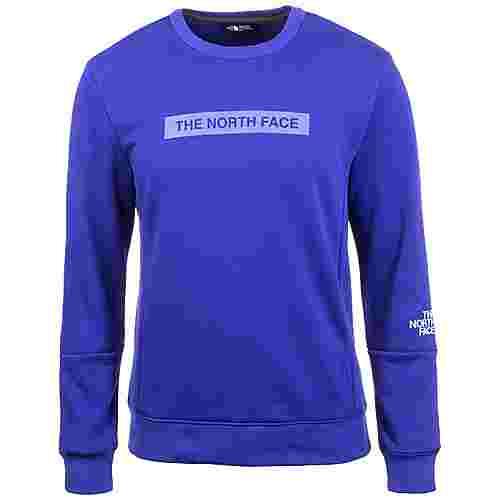 The North Face Light Crew Sweatshirt Herren blau