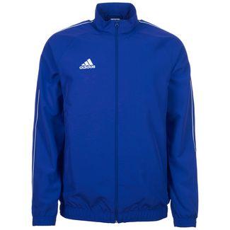 Trainingsjacken von adidas in blau im Online Shop von